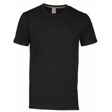 T-shirt Sunrise zwart